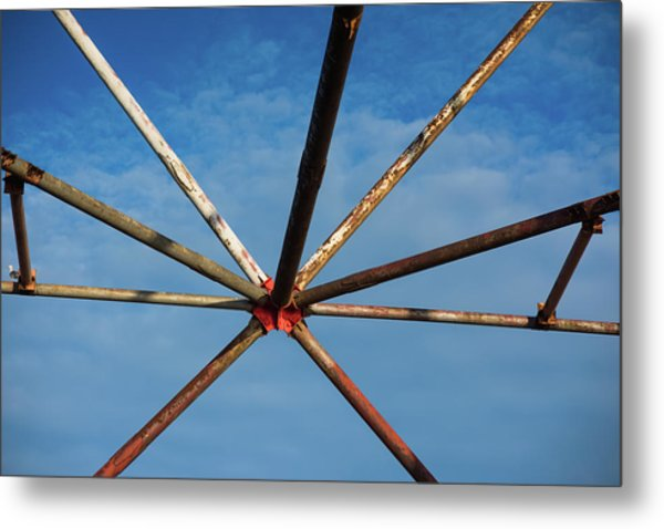It All Came Together Metal Print