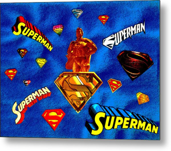 It Stands For Hope Metal Print