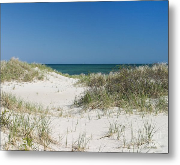 It's A Cape Cod Kind Of Day Metal Print