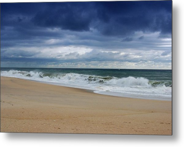 Its Alright - Jersey Shore Metal Print