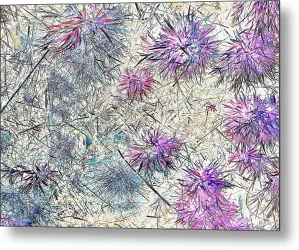 Beauty Underfoot Metal Print