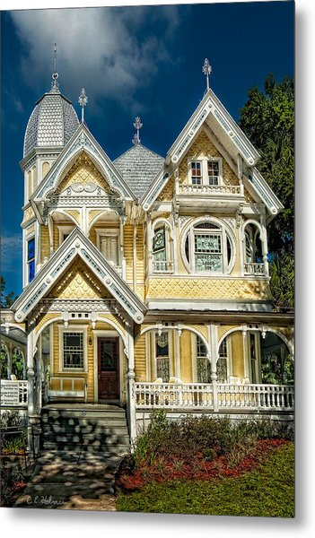J. P. Donnelly House Metal Print