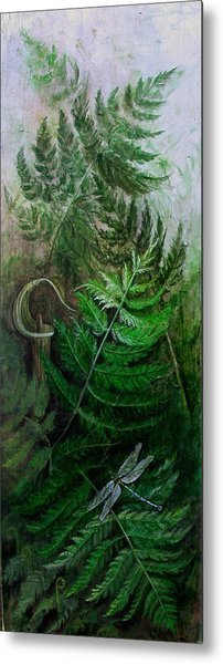 Jack In The Pulpit Metal Print by Sandy Clift
