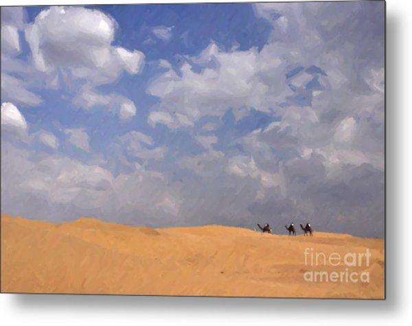 Jaisalmer Desert Festival-1 Metal Print