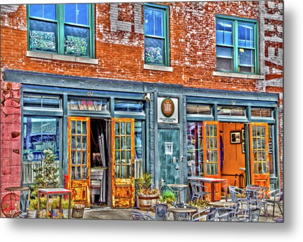 Java House Metal Print