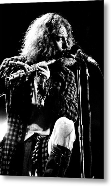 Jethro Tull 1970 No. 2  Metal Print