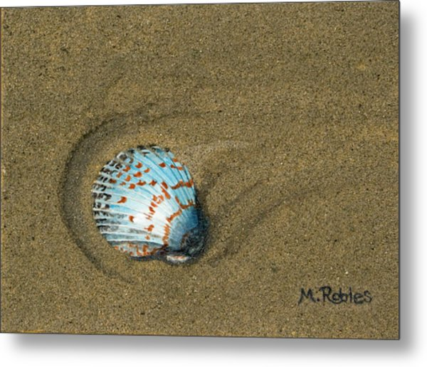 Jewel On The Beach Metal Print
