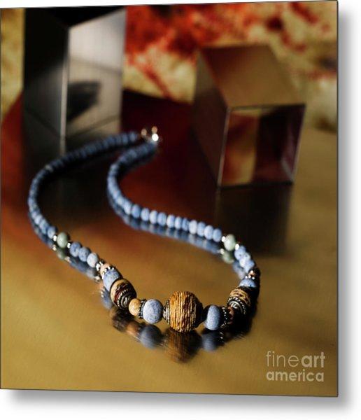 Jewelry Metal Print