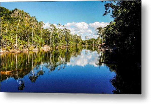 Jim Jim Creek - Kakadu National Park, Australia Metal Print