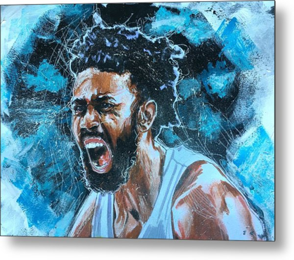 Joel Berry II Metal Print