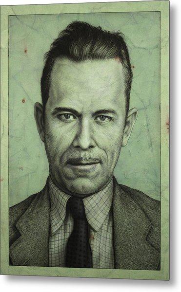 John Dillinger Metal Print
