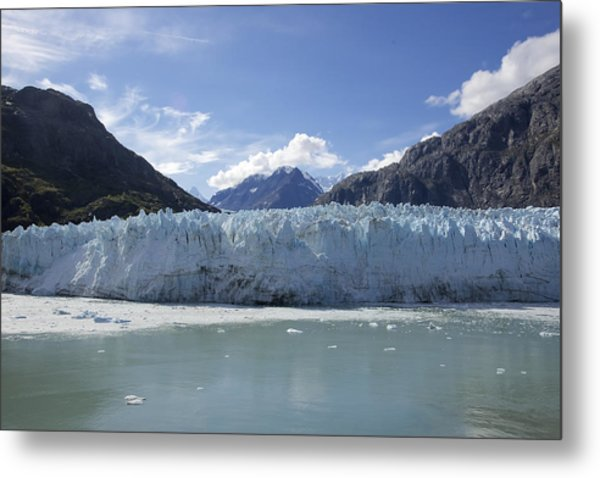 John Hopkins Glacier 14 Metal Print