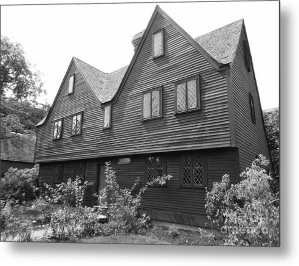 John Ward House, Salem, Massachusetts Metal Print