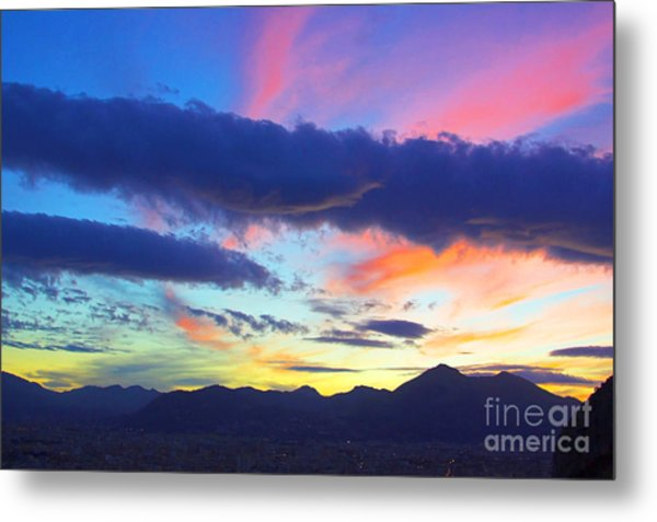 Jolliness Metal Print by Carlo Greco