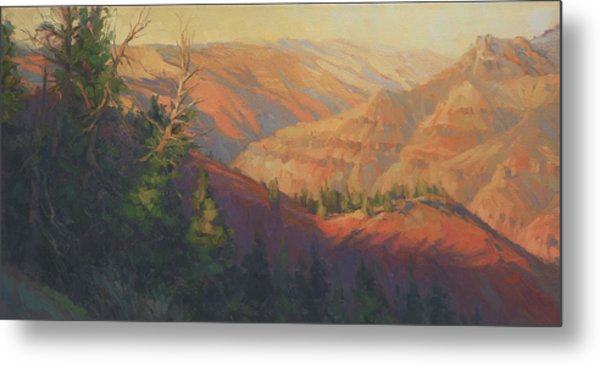 Joseph Canyon Metal Print