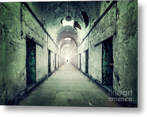Journey To The Light Metal Print