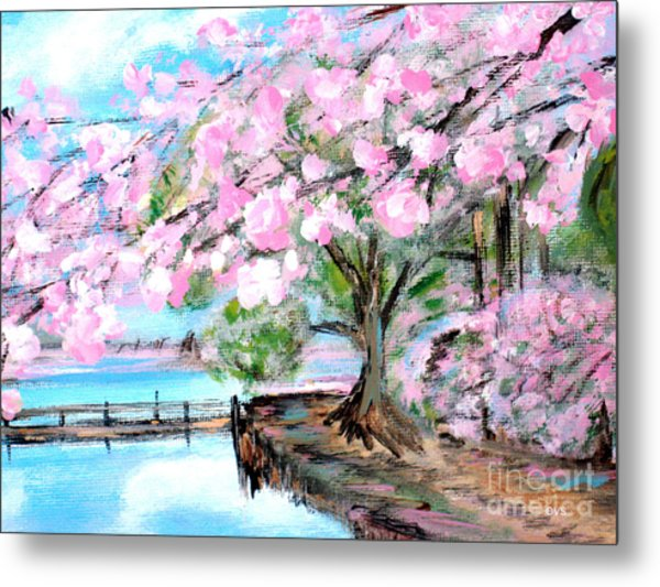 Joy Of Spring. For Sale Art Prints And Cards Metal Print