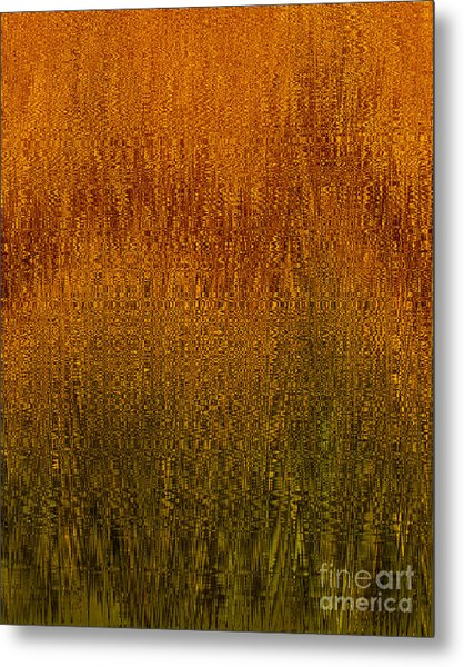 Joyful Harvest Metal Print