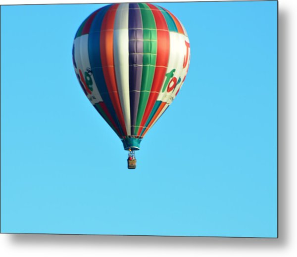 Jump For Joy Metal Print by Jan Amiss Photography