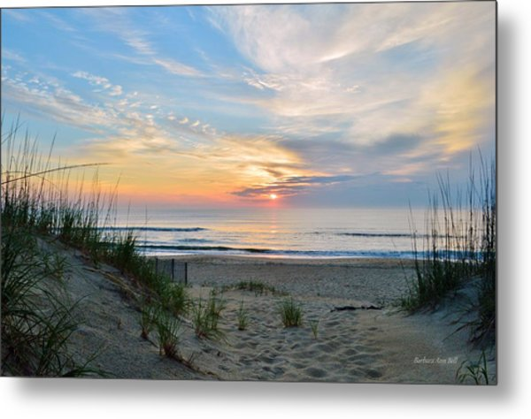 June 2, 2017 Sunrise Metal Print