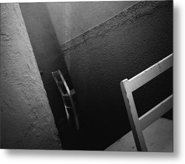 Passage / The Chair Project Metal Print