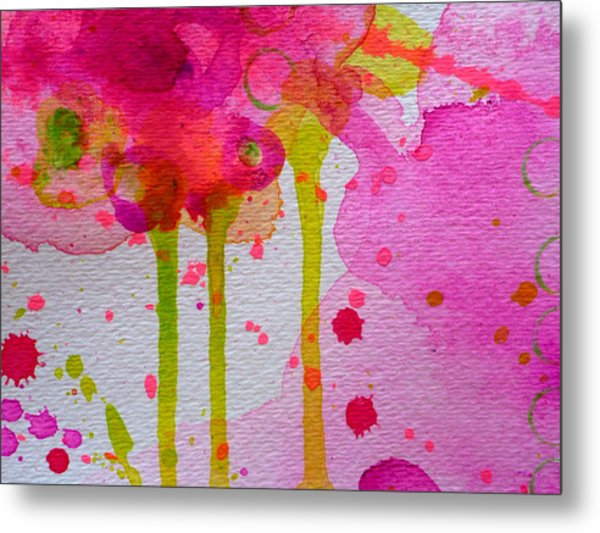 Metal Print featuring the painting Just As I Am by Tracy Bonin