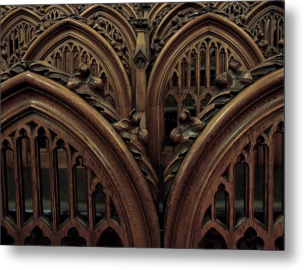 Justice By Consensus Metal Print