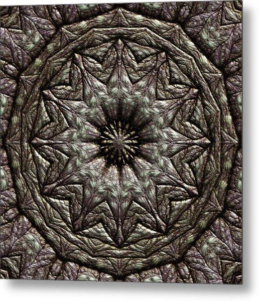 Metal Print featuring the digital art Jyoti Ahau 213 by Robert Thalmeier