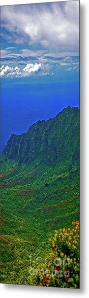 Kauai  Napali Coast State Wilderness Park Metal Print