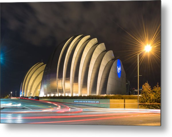 Kauffman Royal Metal Print