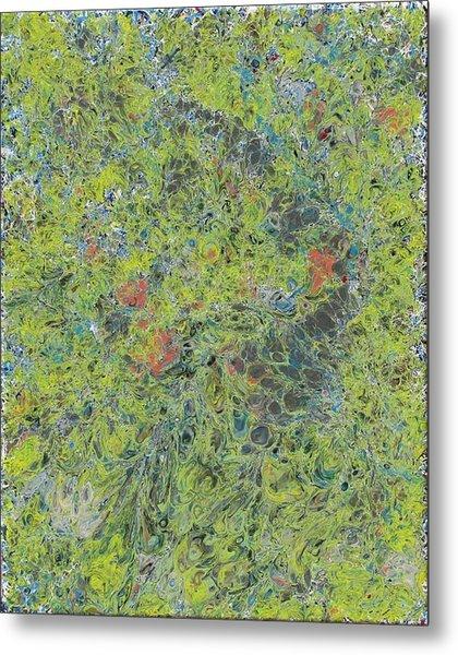 Kelp Forest Metal Print