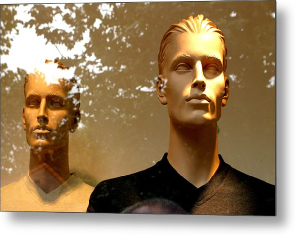 Kenneth Metal Print by Jez C Self