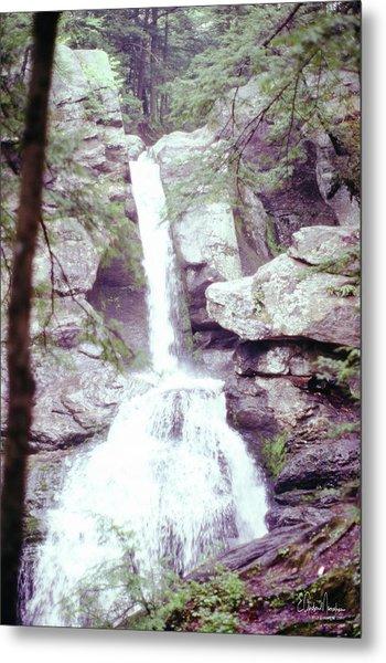 Kent Falls 3 Metal Print