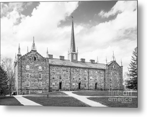 Kenyon College Old Kenyon Metal Print