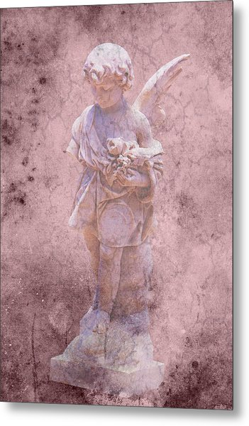 Key West Angel #2 Metal Print