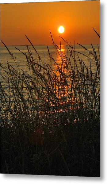Key West Sunset Metal Print