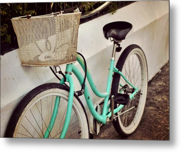 Keycycle Metal Print by JAMART Photography