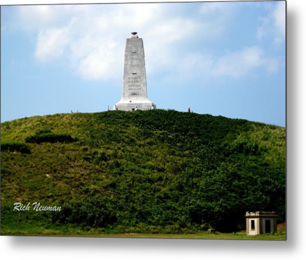 Kill Devil Hill Metal Print