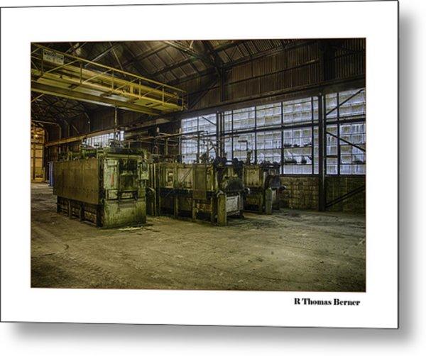 Kilns Metal Print