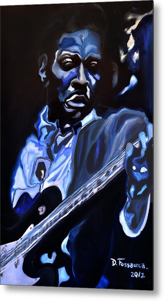 King Of Swing-buddy Guy Metal Print