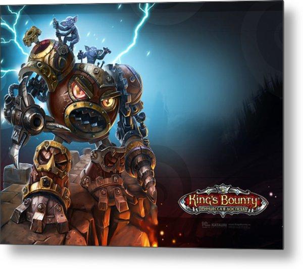 King's Bounty Metal Print