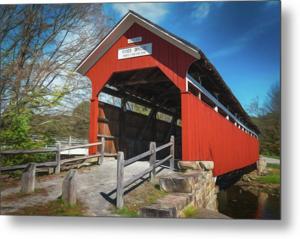 Kings Bridge Metal Print