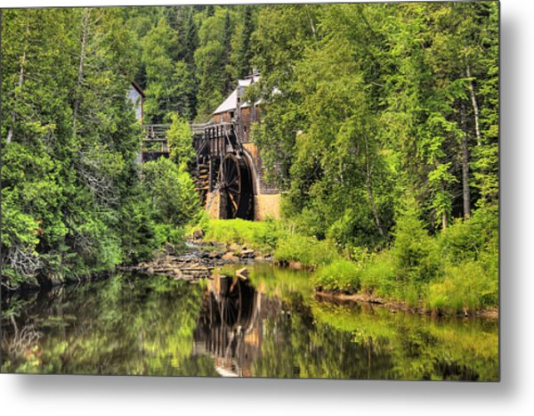 King's Landing Old Mill   Metal Print by Levin Rodriguez