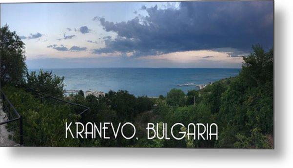 Kranevo Bulgaria Metal Print