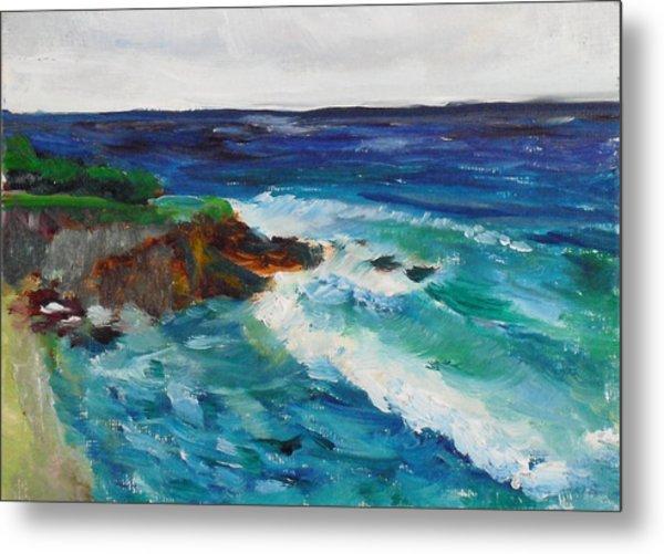 La Jolla Cove 043 Metal Print