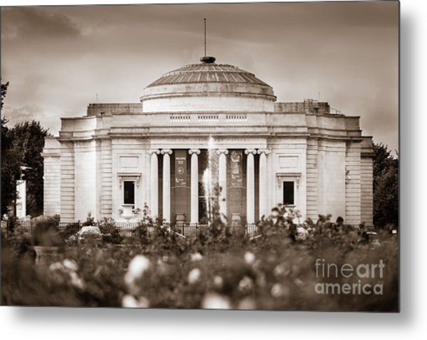 Lady Lever Art Gallery Metal Print