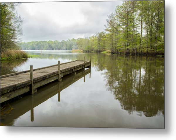 Lake Chicot 01 Metal Print