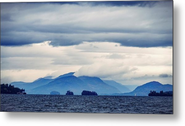 Lake George Is The Queen Of American Lakes Metal Print