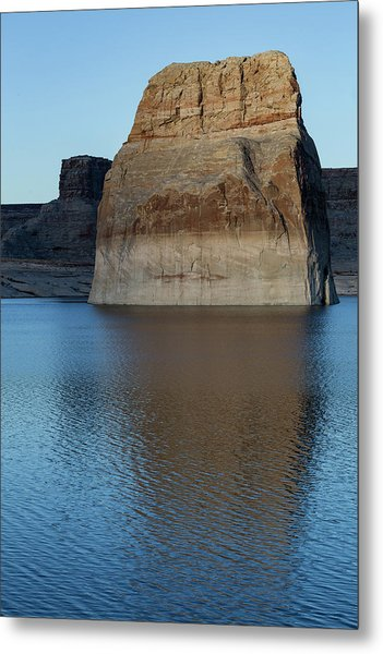Lake Powell Monolith Metal Print