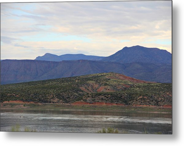 Lake Roosevelt 1 Metal Print